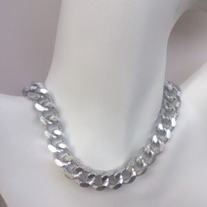 Jewelry - Frosted Chain Necklace